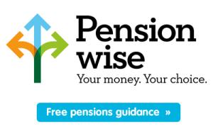 Pension Wise website